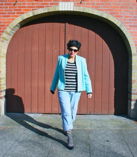 Outfit Post: Canadian Cashmere