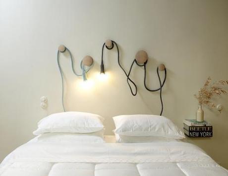 Studio interior bedroom