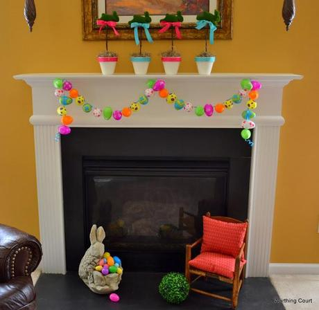 Creative Easter Mantles