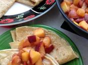 Sweet Savory Crepes (Gluten-Free Dairy-Free)