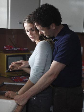 Elizabeth and Phillip Americans season 1 pilot FX