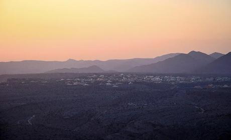 Navigating the green mountain - Jebel Akhdar, Oman