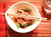Thai Style Beef Stir-fry