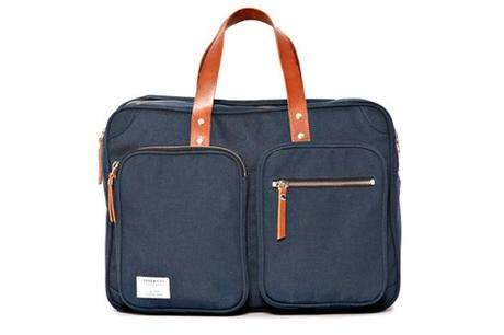 Sandqvist Arne - Blue Messenger Bag