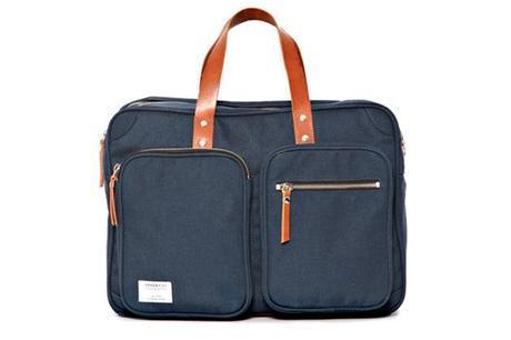 Sandqvist Arne - Blue Messenger Bag