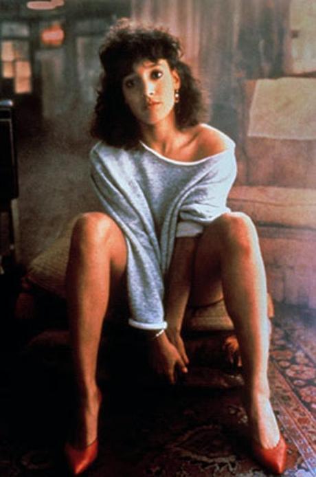 FLASHDANCE, Jennifer Beals, 1983
