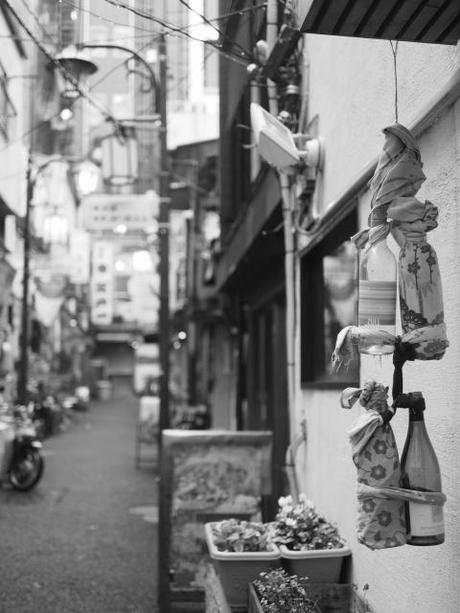 P2060175 消えつつある池袋の横丁 /  attractive alleys are disappearing from Ikebukuro,metropolitan city