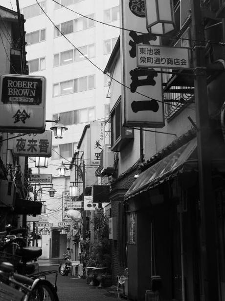 P2060196 消えつつある池袋の横丁 /  attractive alleys are disappearing from Ikebukuro,metropolitan city