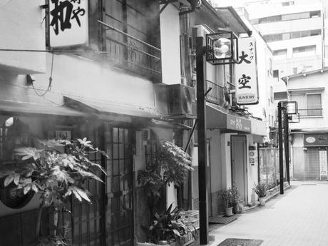 P2060130 消えつつある池袋の横丁 /  attractive alleys are disappearing from Ikebukuro,metropolitan city