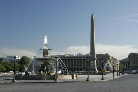 Place de la Concorde - Paris - France