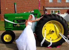 Redneck Wedding-Too Good to Pass On