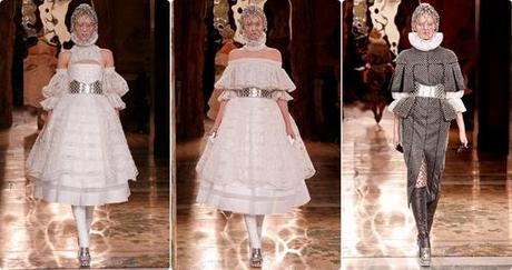 Alexander McQueen Fall/Winter 2013 Ready to Wear | Paris Fashion...