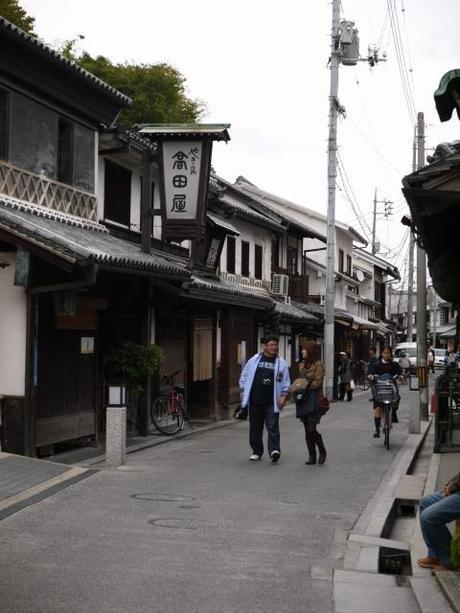 P10108461 白壁が眩しい倉敷美観地区 / Kurashiki , beautiful sight area