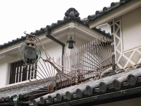 P10108221 白壁が眩しい倉敷美観地区 / Kurashiki , beautiful sight area