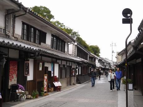 P10108391 白壁が眩しい倉敷美観地区 / Kurashiki , beautiful sight area