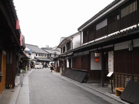 P10108901 白壁が眩しい倉敷美観地区 / Kurashiki , beautiful sight area