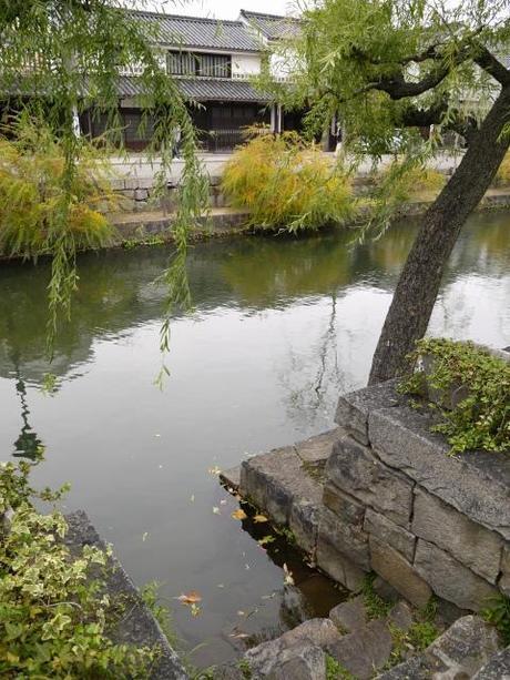 P10108141 白壁が眩しい倉敷美観地区 / Kurashiki , beautiful sight area