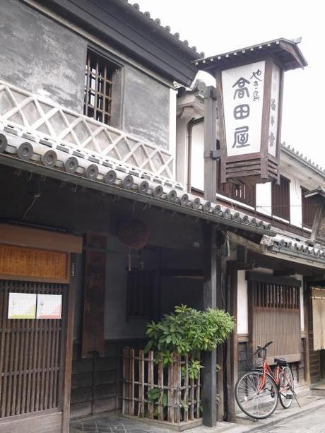 P10108501 白壁が眩しい倉敷美観地区 / Kurashiki , beautiful sight area