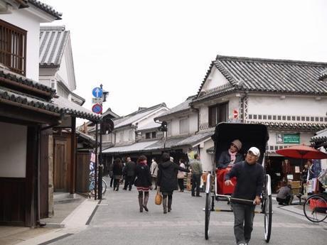 P10108351 白壁が眩しい倉敷美観地区 / Kurashiki , beautiful sight area