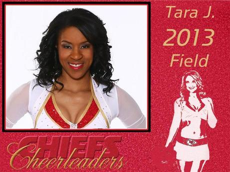 Meet Your 2013 Kansas City Chiefs Cheerleaders