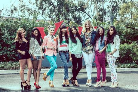 LA Fashion Bloggers Springs Into YMI