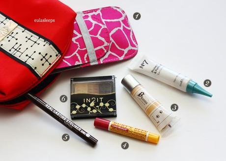 Zero Kuma Concealer and My Spartan Makeup Kit