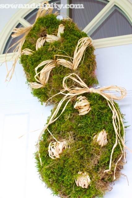 Easter Egg doorhanger