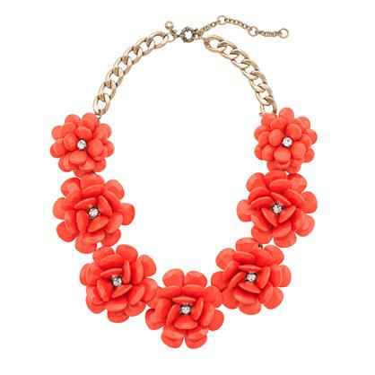 j. crew statement necklace beaded sale promo code covet her closet how to tutorial trends 2013 ebay