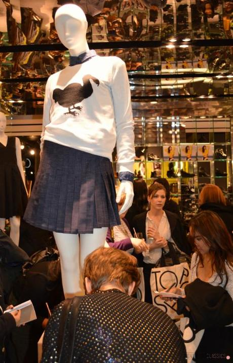 J.W.Anderson x Topshop at The Bay
