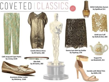 Coveted Classics: Oscars Gold Rush