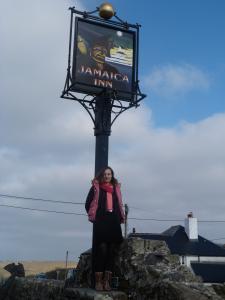 The Jamaica Inn on Bodmin Moor