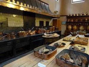 Pavilion pleasure palace kitchens