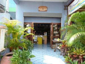 The Book Cafe, Vientiane