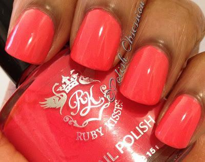 Ruby Kisses - Tropical Blend