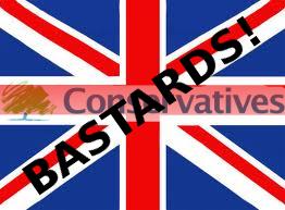 British tory flag