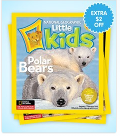 Daily Deal: 25% off Hazel Village Creatures, Save on Organic Crib Sheets, and $8 for National Geographic Little Kids Subscription!