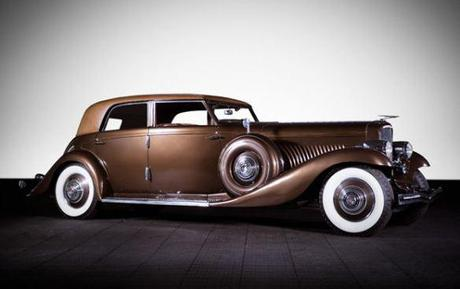 1935 Duesenberg Model JN (500) LWB Berline by Rollston (and Bohman & Schwartz)