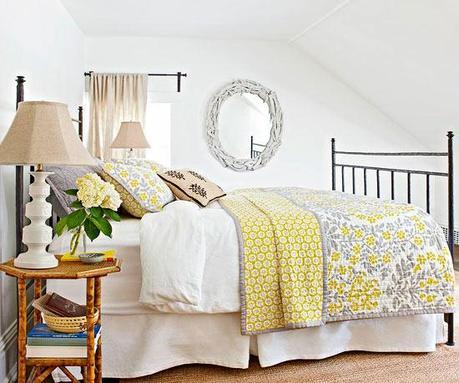 Beautiful, bright, spaces for Spring decorating inspiration