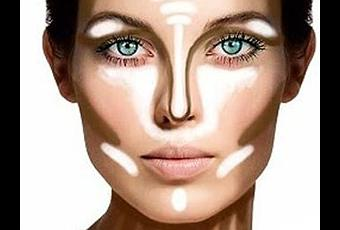 How To Contour Your Face For The Perfect Wedding Day Glow