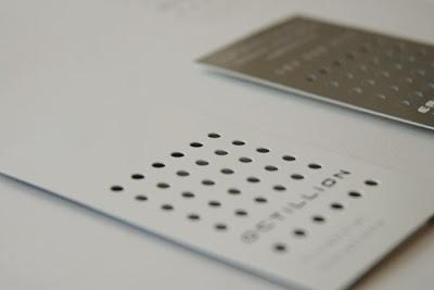 paper fix | die-cut business card + letterhead