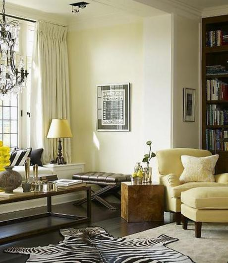 decor yellow living room Design Quote of the Week HomeSpirations