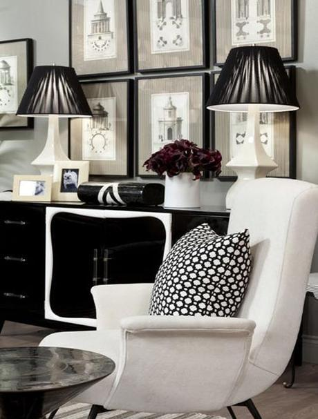 decor black and white room Design Quote of the Week HomeSpirations