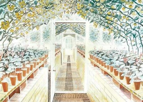 Greenhouse-by-Eric-Ravilious