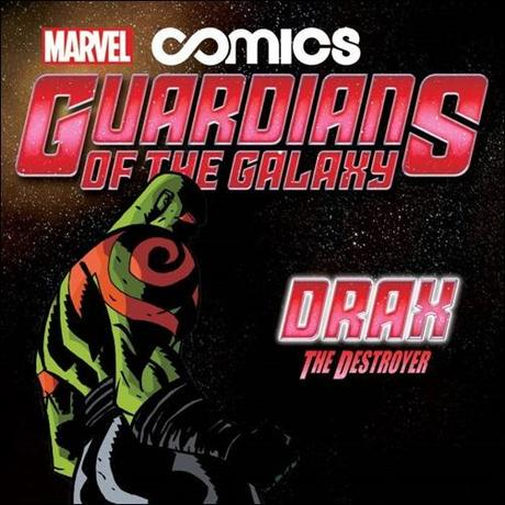 Guardians of the Galaxy Infinite Comics