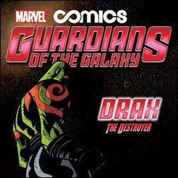 Guardians of the Galaxy Infinite Comics #1 Cover