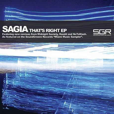 New Deep House EP out now from Sagia