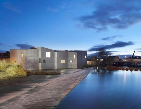 Hepworth Wakefield by David Chipperfield