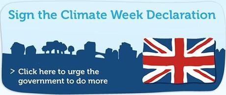 Add your name to the Climate Week Declaration