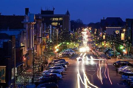 The Best College Towns--Two of ours in top 10