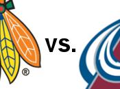 Chicago Blackhawks Colorado Avalanche